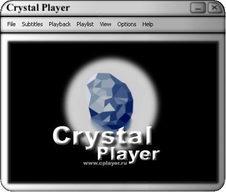 Скринсшот программы Crystal Player Pro 1.98.